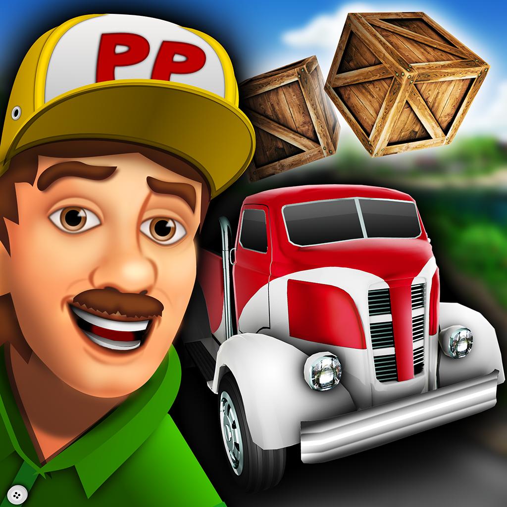 Parcel Panic 2 - Post Car Racing iOS