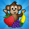 A Hungry Monkey and Friends Bike Jungle Adventure